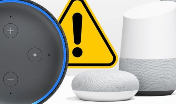 Google Home and Amazon Echo apps just exposed a very dangerous security flaw