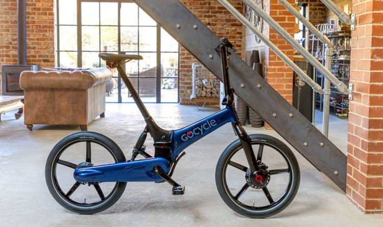 GoCycle's all-new electric bikes pack MotoGP tyres and a USB to charge your iPhone