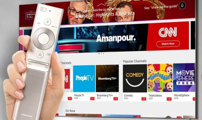More Samsung TV owners offered a swathe of free content and that's not all
