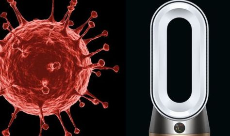 Dyson's all-new gadget will KILL the flu and other nasty dangers hiding in your home