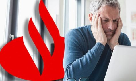 Santander DOWN: Online banking and app not working leaving customers furious
