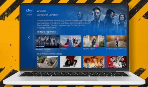 Website that offers Sky TV for just £40 a year targeted in new crackdown