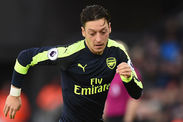 Arsenal Mesut Ozil contract talks Arsene Wenger