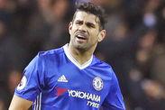 Diego Costa Chelsea Contract £300k Talks China Premier League Antonio Conte Transfer News