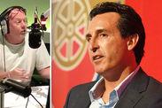 Arsenal transfer news Unai Emery Calum Chambers new contract