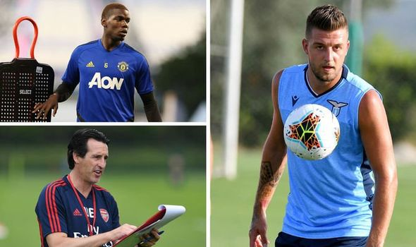 Transfer news LIVE: The latest on Man Utd, Arsenal, Liverpool and more