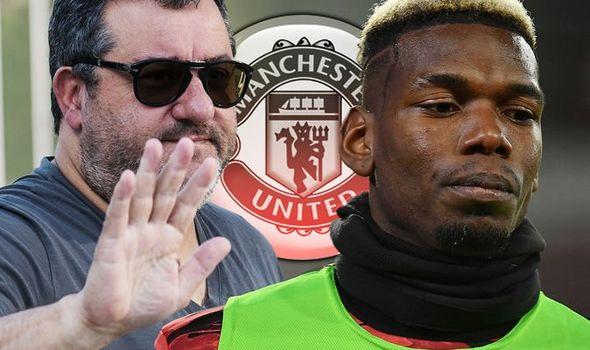 Man Utd news: Paul Pogba's United career 'over' says Mino Raiola in  stunning interview   Football   Sport   Express.co.uk