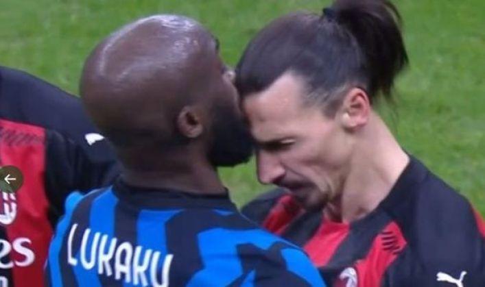 Romelu Lukaku and Zlatan Ibrahimovic in explosive bust-up during Milan  derby | Football | Sport | Express.co.uk