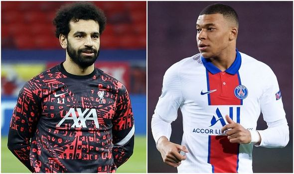 Mohamed Salah shows Liverpool signing Kylian Mbappe would require big Jurgen Klopp change