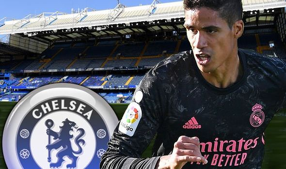 Chelsea poised to move for Raphael Varane as Man Utd also chase Real Madrid star | Football | Sport | Express.co.uk