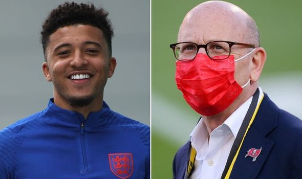Joel Glazer has £138m Jadon Sancho transfer theory as Man Utd owner delighted with deal