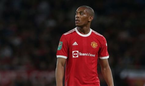Man Utd star Anthony Martial slammed after Carabao Cup defeat - 'horrible to watch'