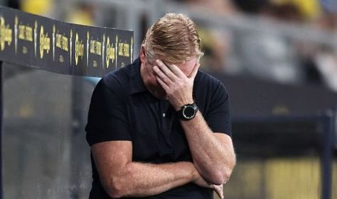 Ronald Koeman loses dressing room with stars 'growing tired of covering up' Barcelona mess
