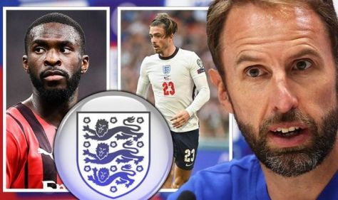 England squad announced as Arsenal stars snubbed and Fikayo Tomori earns recall