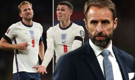 England boss Gareth Southgate defends four players despite 'disappointing' Hungary draw