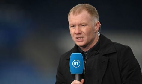 Chelsea leave Man Utd icon Paul Scholes red-faced over terribly wrong prediction