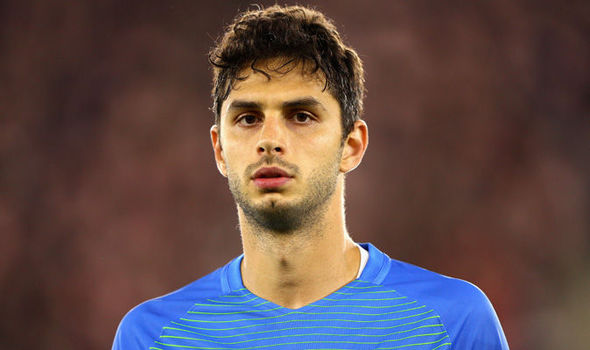 West Ham Transfer News Andrea Ranocchia Inter Milan