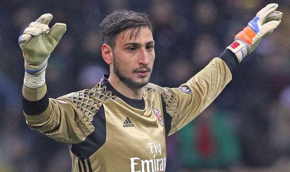 Manchester United Chelsea Transfer News AC Milan Gianluigi Donnarumma Juventus