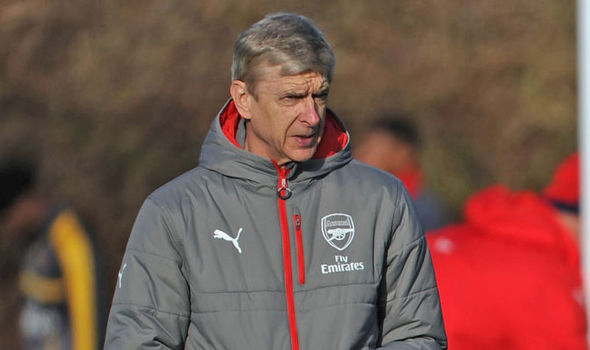 Arsene Wenger Arsenal January transfer plans news gossip
