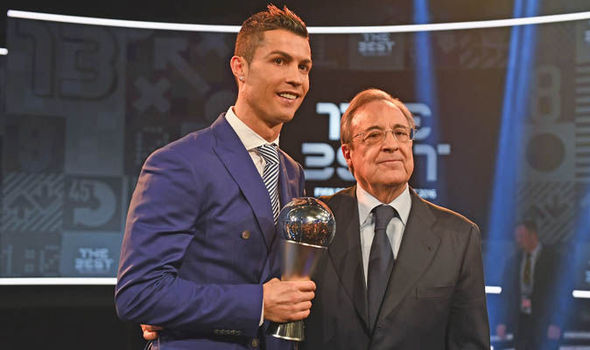 Real Madrid Transfer news Cristiano Ronaldo Florentino Perez Sergio Ramos Iker Casillas