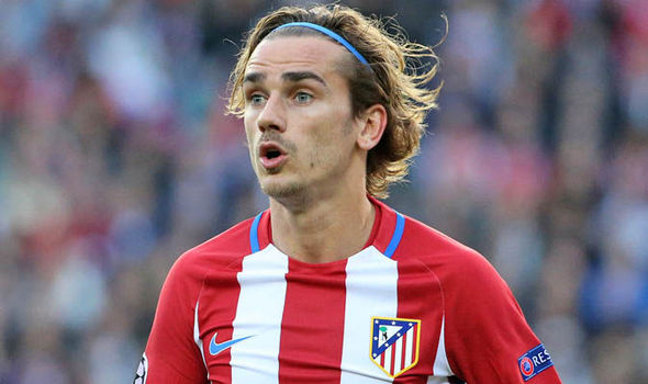 Antoine Griezmann  to Manchester United Transfer expected