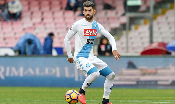 Arsenal and Chelsea transfer target Elseid Hysaj