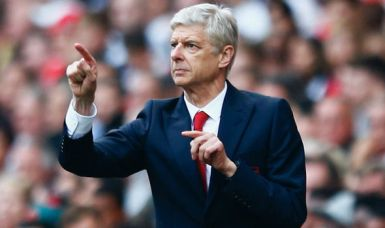 Billedresultat for arsene wenger