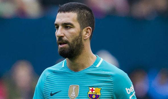 Arda Turan Barcelona Arsenal
