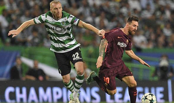 Barcelona news: Jeremy Mathieu Lionel Messi
