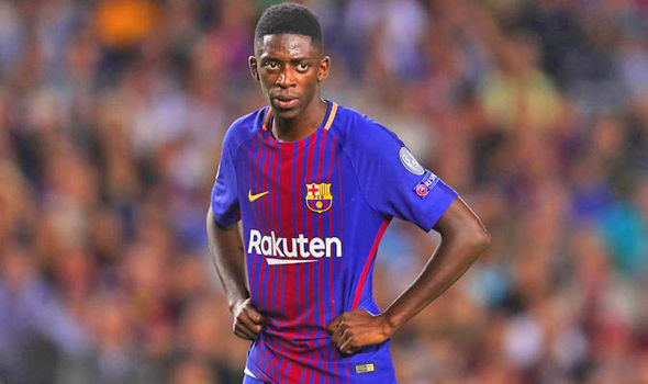 Barcelona News Spanish Paper Claim They Know Why Ousmane