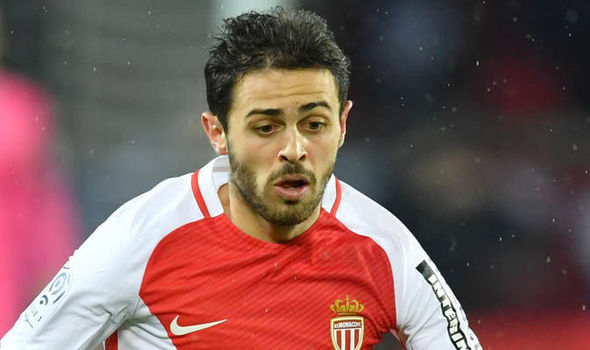 Bernardo Silva Real Madrid Man United
