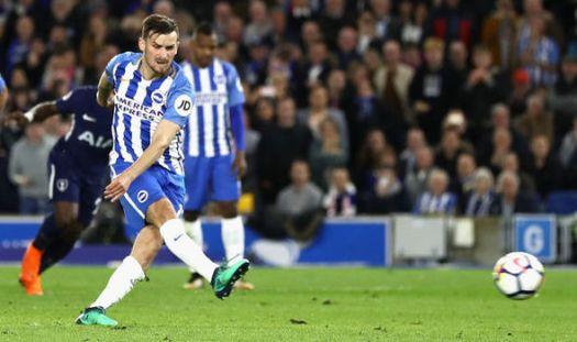 Brighton 1-1 Tottenham AS IT HAPPENED: Pascal Gross ...