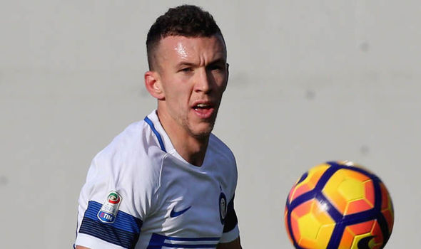 Ivan Perisic is wanted at Chelsea and Man Utd