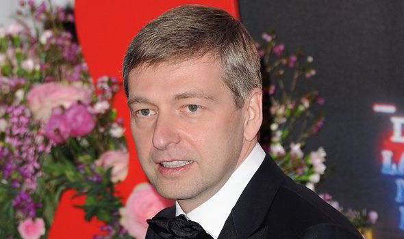 Image result for photo of Dmitry Rybolovlev