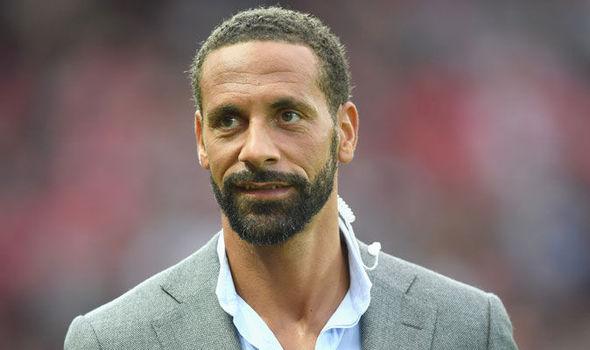 Manchester United legend Rio Ferdinand