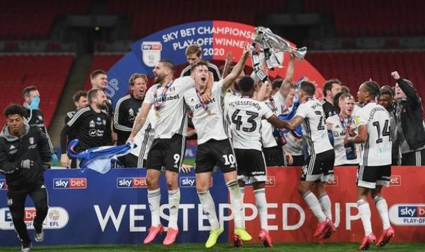 Fulham beat Brentford to join Leeds and West Brom in securing ...