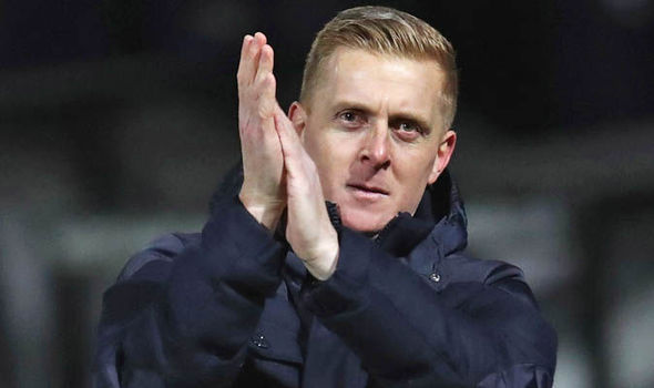 Garry Monk has been praised by Stan Collymore for his approach at Leeds