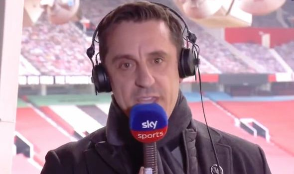 Gary Neville European Super League rant in full Man Utd Liverpool and Arsenal news