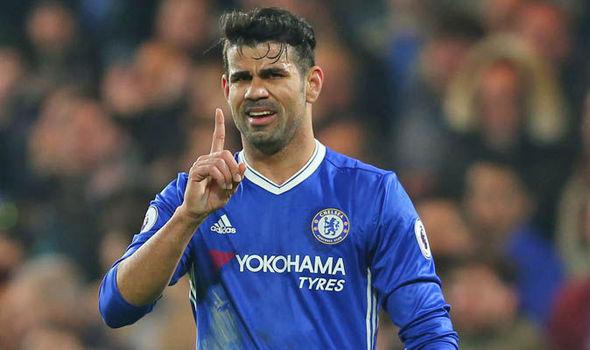 Ian Wright said Diego Costa risked destabilising the Chelsea dressing room