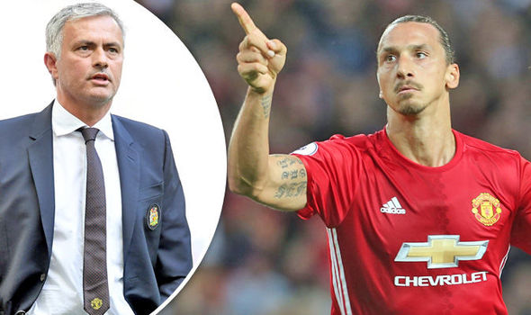 Image result for I rejected Manchester United under Louis van Gaal – Ibrahimovic