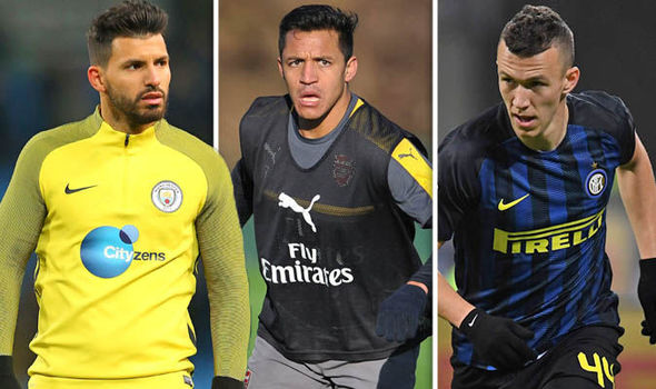 Manchester United and Arsenal transfer news