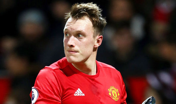 Phil Jones after Manchester United's game against Hull