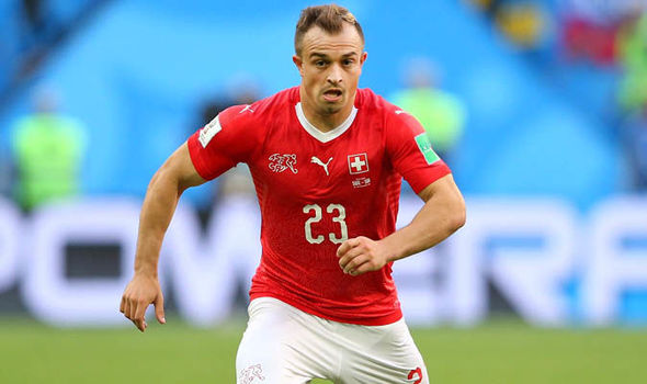 Liverpool have agreed a fee to sign Xherdan Shaqiri