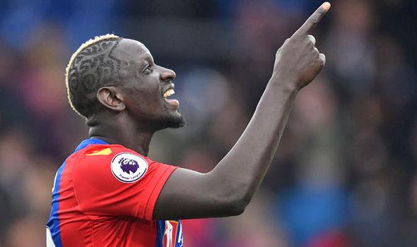 Mamadou Sakho at Crystal Palace