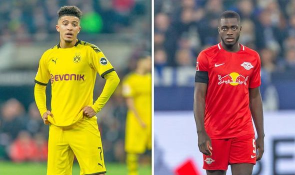 Man Utd target Sancho's price tag set, Arsenal Upamecano boost, Chelsea  two-player plan - 247 News Around The World
