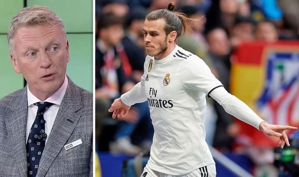 Man Utd transfer revelation made by David Moyes… Gareth Bale had HELICOPTER booked | Football | Sport | Express.co.uk