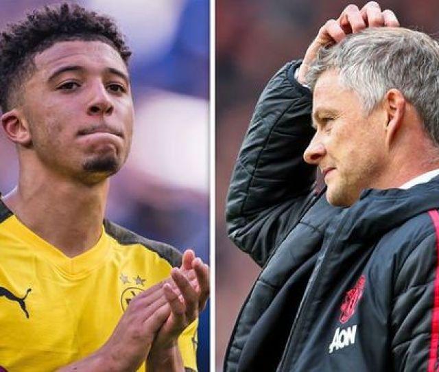 Man Utd Transfer Target Jadon Sancho Decides Where He Will Play Next Season