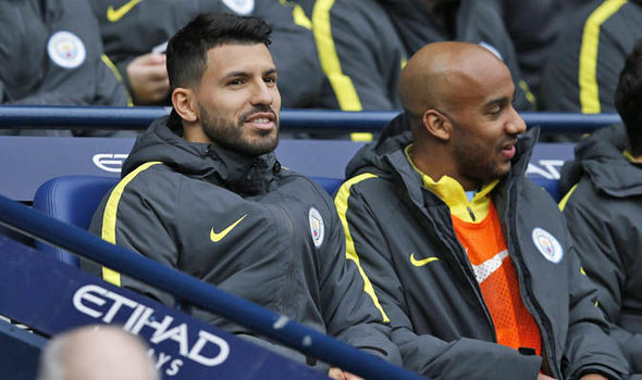Sergio Aguero admits he could leave Man City