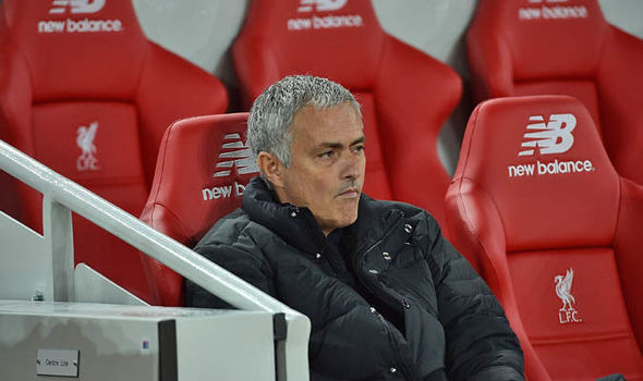 Manchester United Liverpool Jose Mourinho