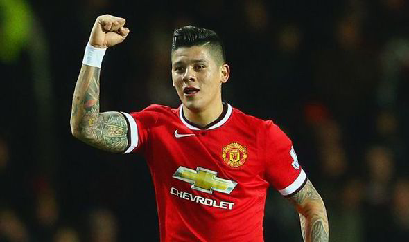 Marcos Rojo Says He Has A Lot To Improve Until Hes